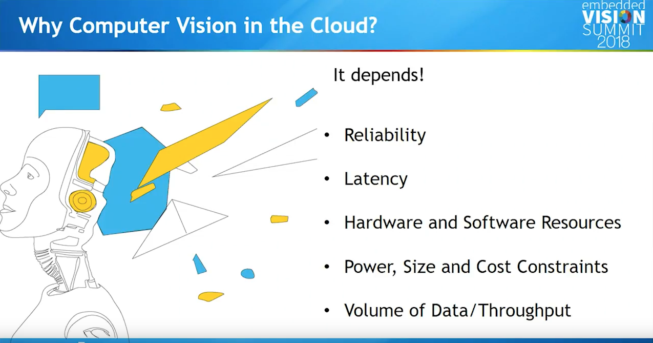 Creating a Vision Solution in the Cloud - 101